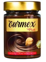 Шоколадная паста с лесными орехами Gurmex Plus 350г