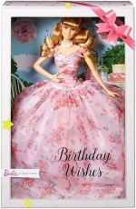 Кукла Пожелания ко дню рождения, код FXC76