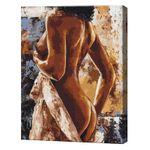 Женственность, 40х50 см, картина по номерам  BS8714