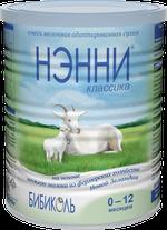 Молочная смесь на основе козьего молока Нэнни Классика, 400г