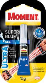 Moment Super Glue Ultragel, 2 g