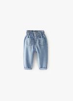 Pantaloni ZARA Denim 4433/513/400
