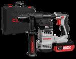 Crown CT28001HX-4 BMC (20V / 4 Ah, 2.3 Дж)