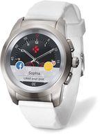 Смарт-часы MyKronoz ZeTime 44mm Silver case White