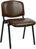 Офисное кресло Deco ISO V-3 Eco Leather Brown