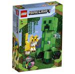LEGO Minecraft Крипер и Оцелот, арт. 21156