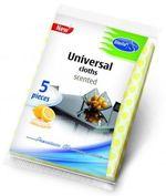 Тряпки универсальные с ароматом 5шт Stella Pack