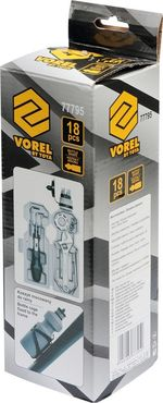 Набор инструментов Vorel 77795