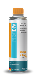 Diesel Power Additive 3in1  PRO TEC Aditiv multifuncțional diesel