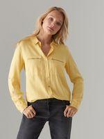 Блуза MOHITO Желтый xj664-10x