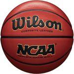 Мяч баскетбольный  NCAA REPLICA COMP DEFL  WTB0730XDEF  Wilson (3395)