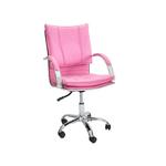 Офисное кресло 626 розовое
