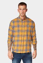 Рубашка Tom Tailor Желтый в клетку tom tailor 1013519