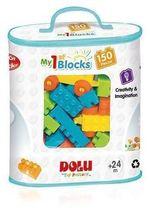 DL Set primele mele cuburi, 150 buc., Cod 41457