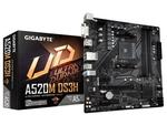 MB AM4 Gigabyte A520M DS3H 1.0  mATX