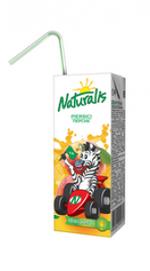 Naturalis nectar piersici 0,2 L