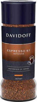 Davidoff Espresso 57,  кофе растворимый, 100 гр.