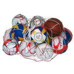 Сетка для  10-12 nr.5 / 14-15 мячей nr.4 Yakimasport 100086 (707)