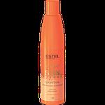 Șampon pentru toate tipurile de păr, ESTEL Curex Sun Flower, 300 ml., hidratare și nutriție, cu protectie UV