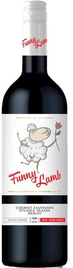 Vinuri de Comrat Funny Lamb