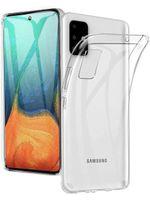 Чехол для Samsung A71. Жидкий кристалл