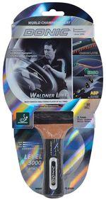 Ракетка для настольного тенниса Donic Waldner 3000 / 751803, 2.1 мм Liga-Belag, Attack (4330)