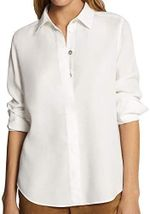Блуза Massimo Dutti Белый 5139/571/250