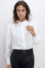 Блуза ZARA Белый 2731/269/250