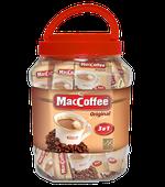 MacCoffee 3в1 Original (50пак в банке)