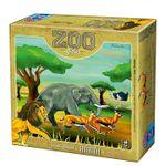 Настольная игра Zoo alfabet - joc romanesc, код 41167