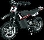 Электрический мото байк Razor MX125 Dirt Rocket, Black
