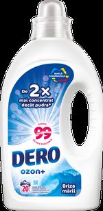 Жидкое моющее средство Dero Озон+ Морской бриз, 1л.