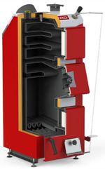 Твердотопливный котел Defro Optima Komfort A 35 kW