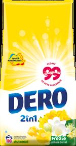 Стиральный порошок Dero Фрезия и Липa, 10 кг.