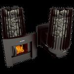Банная печь Cometa 180 Vega Window
