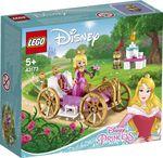 LEGO Disney Королевская карета Авроры, арт. 43173