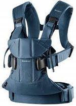 Анатомический  рюкзак-кенгуру BabyBjorn One Denim Midnight Blue