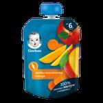 Пюре Gerber яблоко-морковь-манго, с 6 месяцев, 90г