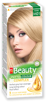 Краска для волос,SOLVEX MM Beauty, 125 мл., M01 - Скандинавский русый