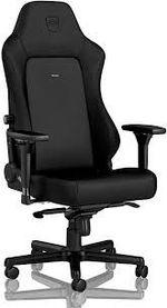 Игровое кресло Noble Hero NBL-HRO-PU-BED Black Edition,