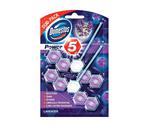 Блок для очищения унитаза Domestos Power 5 Lavender, 2 шт x 55 г