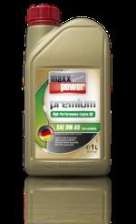 Масло моторное 0W40 MAXXPOWER PREMIUM