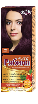 Vopsea p/u păr, SOLVEX MM Beauty Sense, 125 ml., S07 - Castaniu