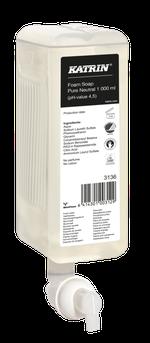 Pure Neutral - Картридж мыла-пенки 1000 мл/2500 доз