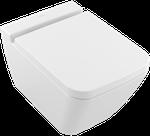 Vas WC suspendat Villeroy&Boch Finion  DirectFlush Ceramic Plus cu capac Soft  Close