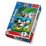 """Puzzle """"60"""" - """"Picknic cu Donald"""", cod 40221"""