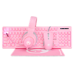 Клавиатура + мышь + наушники + коврик Marvo CM418 Gaming