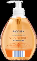 Săpun lichid cremă pentru mâini Biocura Cremeseife Grapefruit, 500 ml