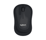 Wireless Mouse Logitech B220 Silent, Black