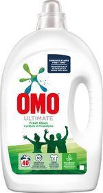 Жидкий порошок Omo Fresh Clean, 2 л.